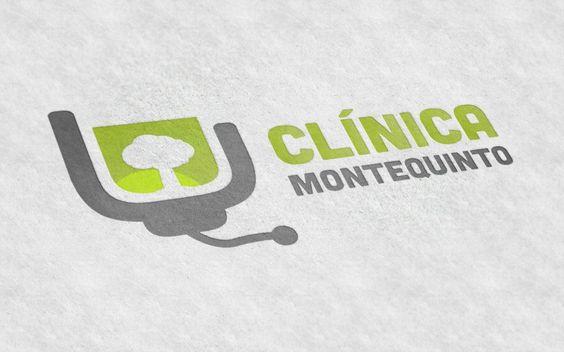 Logotipo para una Clínica privada.