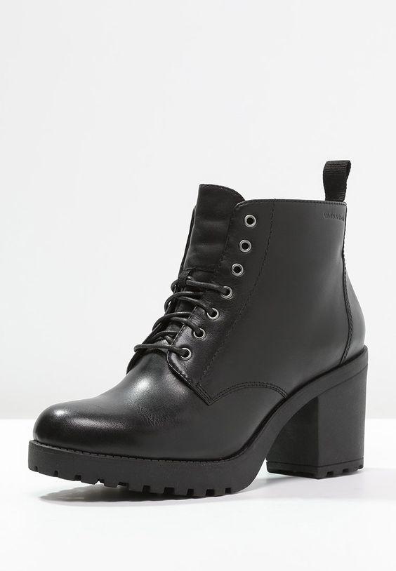 Vagabond GRACE - Ankle Boot - black - Zalando.de