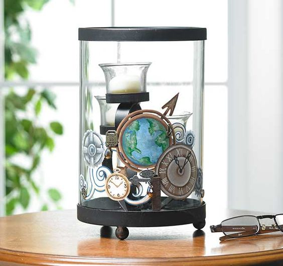 Diy steampunk decor crafts steampunk and projects for Diy steampunk home decor