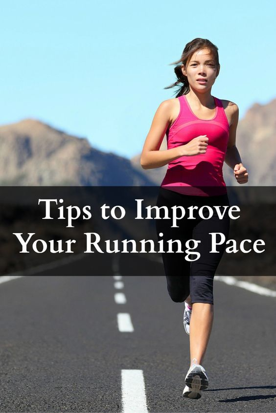 how to run faster in a week
