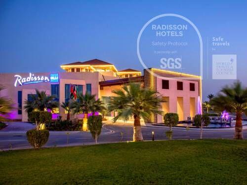 منتجع راديسون بلو شاطئ نصف القمر فنادق السعودية شقق فندقية السعودية Hotel Safe Radisson Hotel House Styles