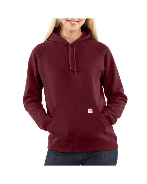 Carhartt Women's Heavyweight Hooded Pullover Sweatshirt | FASHION ...