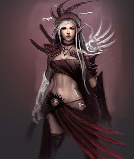 likewise fantasy girl blood - photo #7