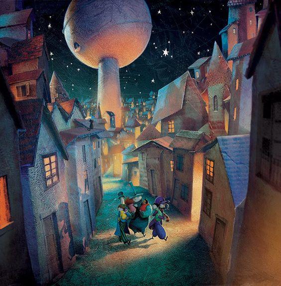 """Cuando no llega la noche/ When nigth didn't come"" Meadowside - UK copyright Poly Bernatene (2010)"