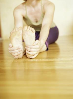 Yoga To Thin Calves | LIVESTRONG.COM