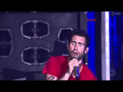 Maroon 5 - She Will Be Loved Live at Rock in Rio (HD) - YouTube