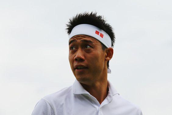 Kei Nishikori Photos - Wimbledon: Day 4 - Zimbio
