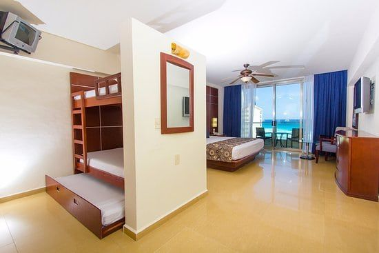 Looking For An All Inclusive For The Whole Family Kid Beds Kids Bunk Beds Bunk Beds