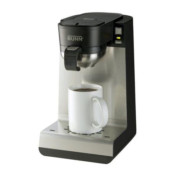 Multifunction Bunn Coffee Maker : Very Simple Bunn Coffee Maker