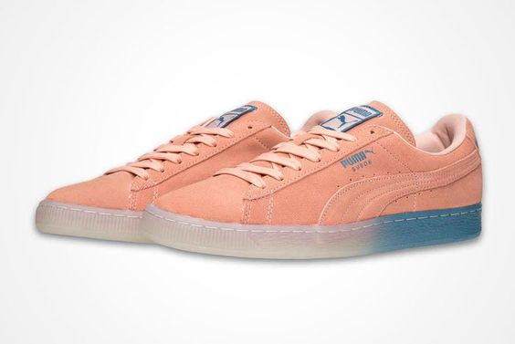 Someone in Puma's PR departmentdeserves a promotion for this,because…