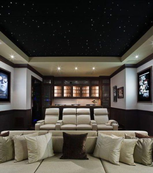20 Stunning Basement Ceiling Ideas Are Completely Overrated Home Theater Rooms Home Theater Furniture Home Theater Setup