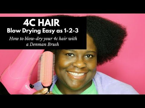 Why Denman Brush For 4c Hair Rocks Denman Brush Hair Vitamins