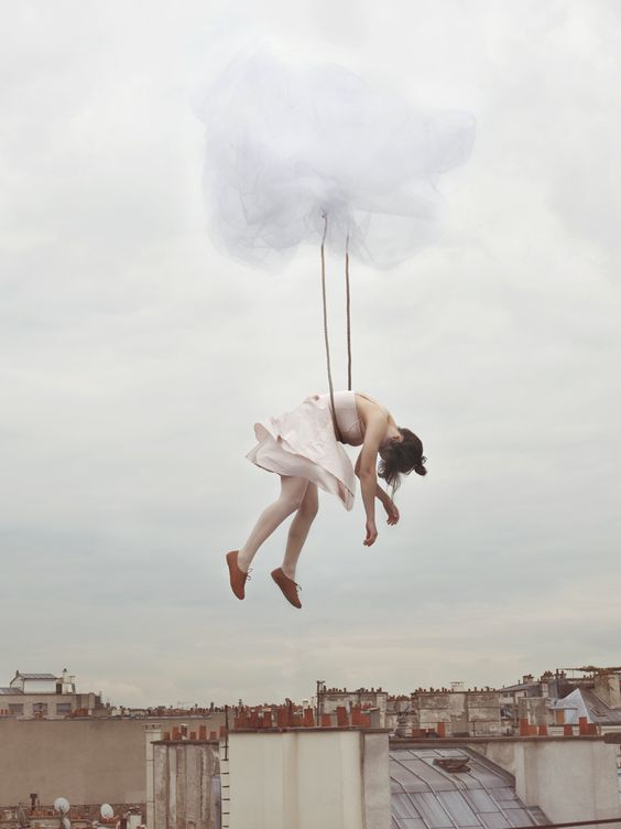 Maia Flore // Sleep Elevations: