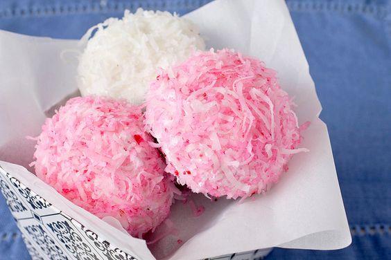Homemade Snowballs!