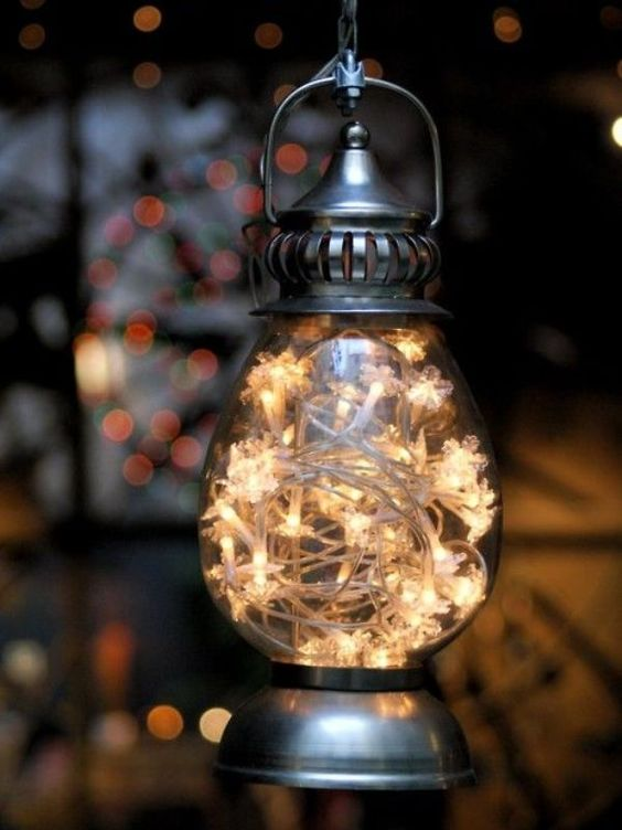 KARÁCSONYI DEKORÁCIÓK: Borítsd ünnepi fénybe a lakásodat