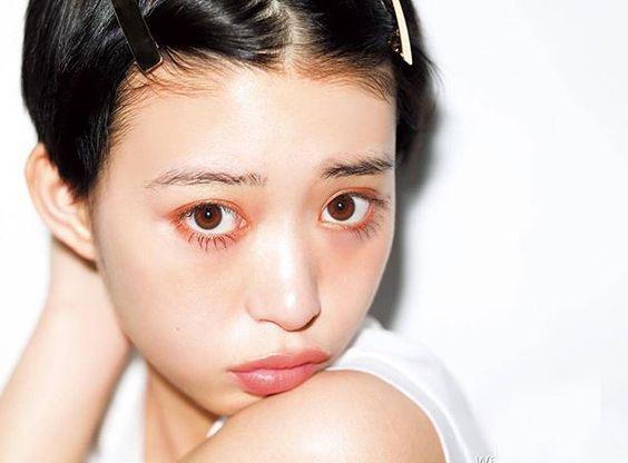 大きな目が可愛い森川葵