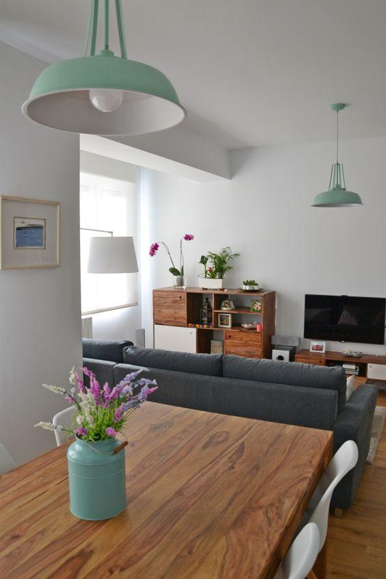 Hogares de nuestros lectores piso en zaragoza pastel - Amueblar piso low cost ...