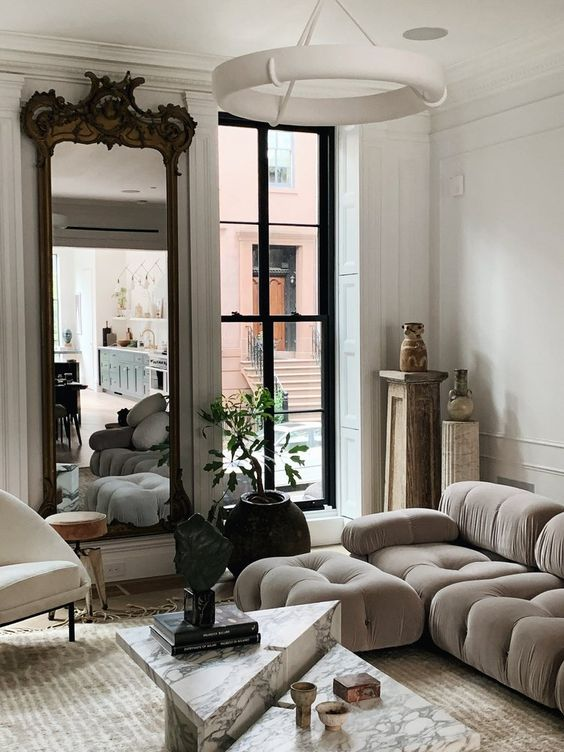 30+ Parisian Chic Decor Ideas For Your Apartment - The Mood ...