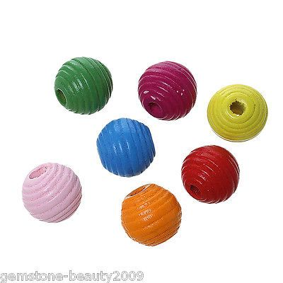 Wood 179274: Wholesale Hot Random Fringed Pattern Oblat Wooden Beads 14X13mm Jewelry Findings BUY IT NOW ONLY: $136.03