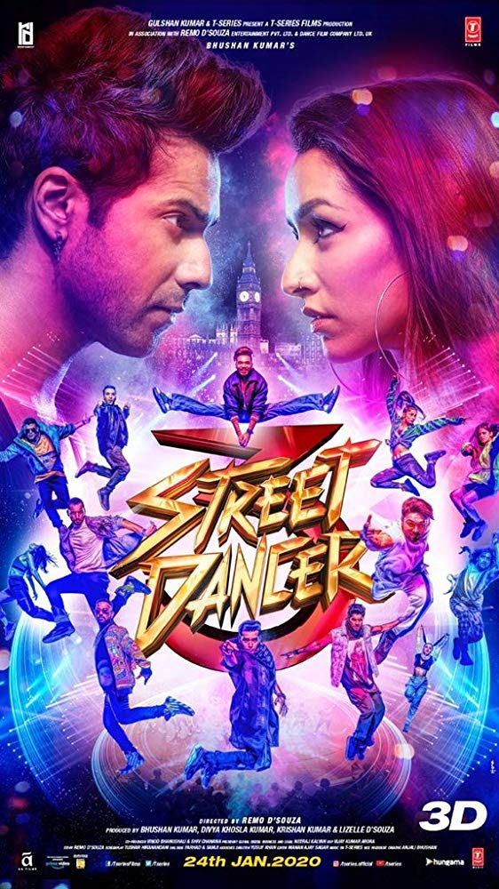 Street Dancer 3d 2020 Download Full Hindi Movie In Mkv 720p