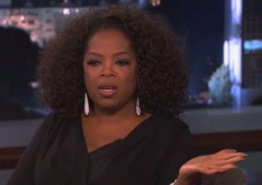 Oprah Winfrey Gives Away Car