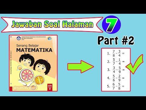Kunci Jawaban Soal Matematika Kelas 7