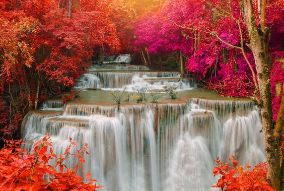 Explore our list of the ten most beautiful waterfalls in the world - a must for every nature lover! http://www.facebook.com/adamfriedmanrealestate