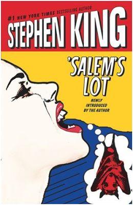 Super Punch: Lisa Litwack's book covers for Stephen King novels