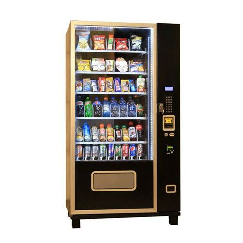 Find The Snack Vending Machines With Front Display For Indoor And