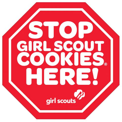 san diego girl scouts and girl scout cookies on pinterest