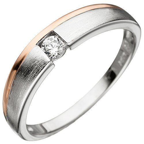 Dreambase Damen-Ring teilrotvergoldet und teilmattiert Si... https://www.amazon.de/dp/B01IO7BD3I/?m=A37R2BYHN7XPNV