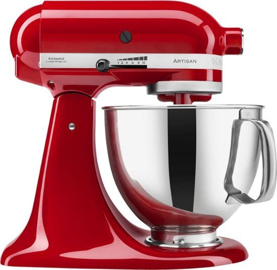 Kitchenaid Ksm150pser Artisan Tilt Head Stand Mixer With Pouring Shield Kitchenaid Artisan Kitchenaid Artisan Stand Mixer Kitchen Aid