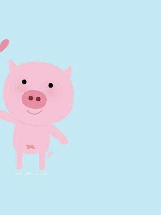 Pig Wallpaper Pig Wallpaper Emoji Wallpaper Wallpaper Pink Cute