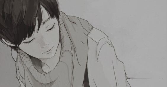 Pin Oleh Pemandangan Alam Di Sketsa Sketsa Anime Sketsa Gambar