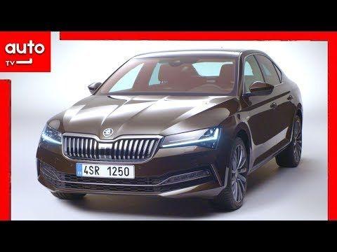 15 2020 Skoda Superb 3rd Generation Laurin Klement Youtube