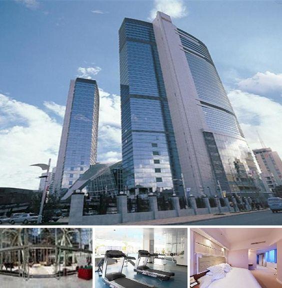 Cet hôtel est à seulement 15 minutes de l'aéroport international de Kunming.