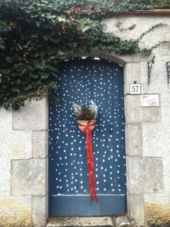 Our front door 2015