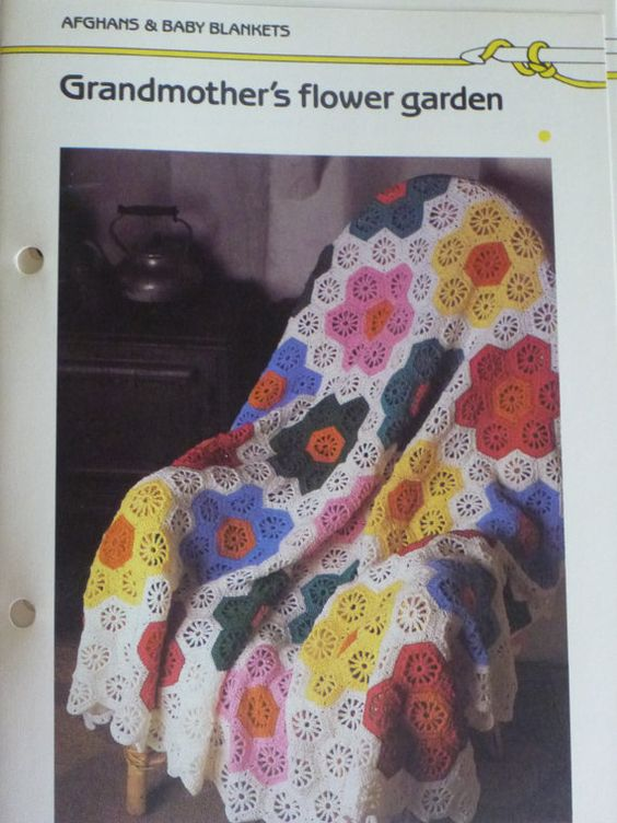 Quick n Easy Crochet  Afghans and Baby by CarolsCreations77, $1.50
