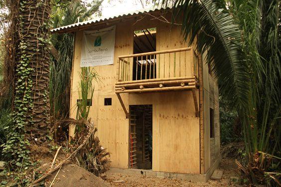 1er Concurso de Vivienda con Bambú