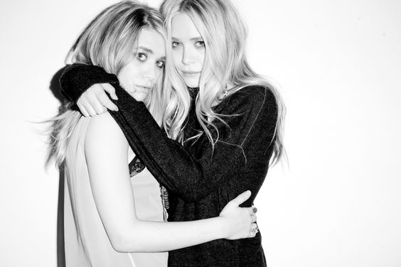 Ashley & Mary Kate Olsen by Terry Richardson