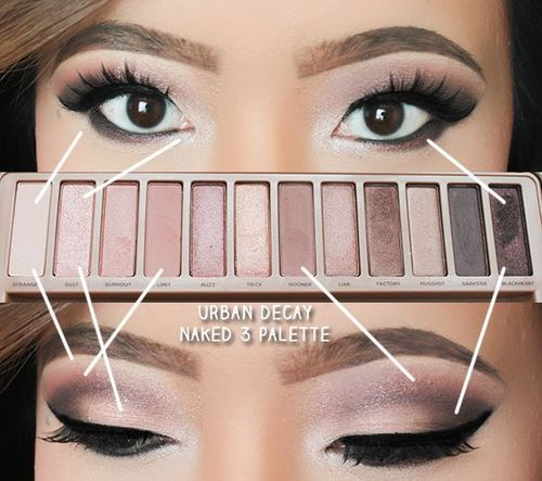Urban Decay Naked 3 Palette:
