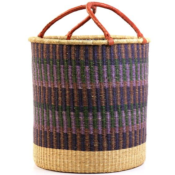 for laundry - this site has tons of reasonably priced, beautiful baskets