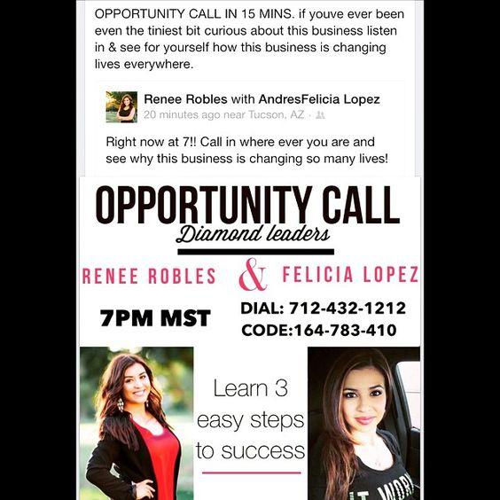 OPPORTUNITY CALL 7 pm MST #business #opportunity #call #residualincome #stayathomemoms #stayathome #moms #tucson #arizona #phoenix #mesa #chandler #entrepreneur #femaleentrepreneur #callin