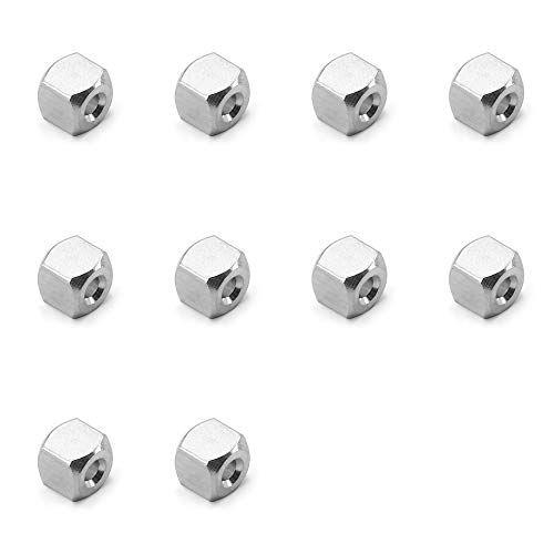 Ten 10 Impressart Aluminum 1 4 Inch Square 3d Cube Stam Https Www Amazon Com Dp B07887srns Ref Cm Sw R Pi Dp Metal Stamping Diy Diy Stamp Metal Stamping