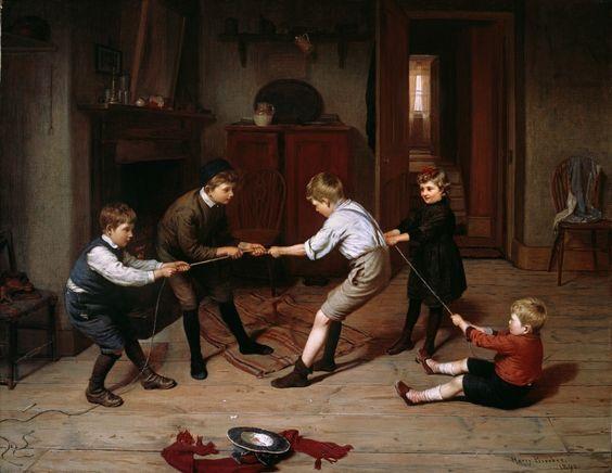Harry Brooker (1848 – 1940) – Pintor Inglês_1