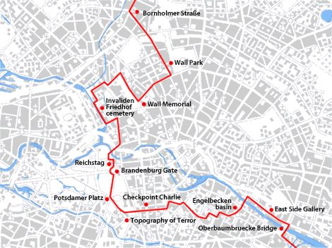 Berlin wall, Berlin and Checkpoint charlie on Pinterest