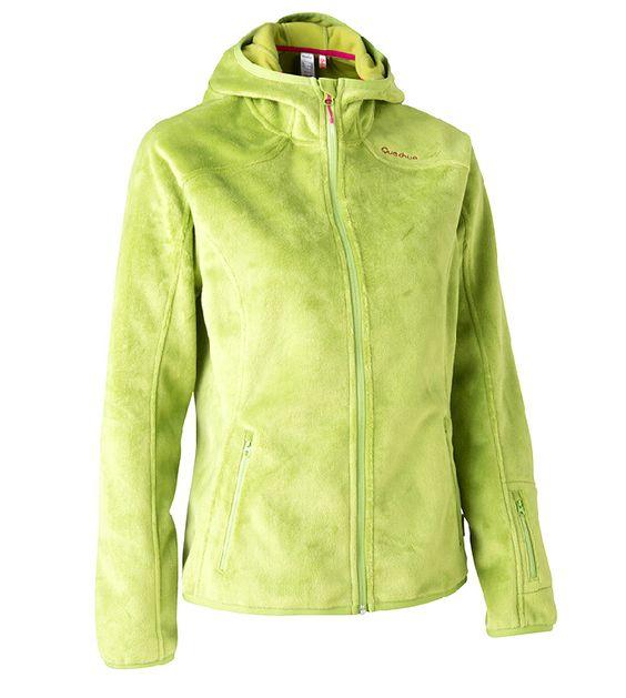 women's jacket  polar fleece fabric