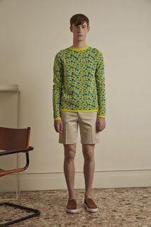 au jour le jour Spring/Summer 2016 Collection - Male Fashion Trends