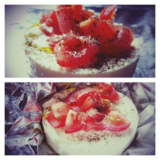 #schafskäse #tomaten #gewürze #abaufdengrill  #selfmade #foodporn