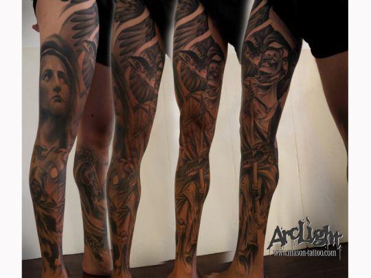 ArcLight Tattoo Tumblr.